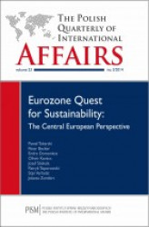 Okładka książki: The Polish Quarterly of International Affairs 3/2014