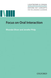 Okładka: Focus on Oral Interaction - Oxford Key Concepts for the Language Classroom