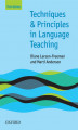 Okładka książki: Techniques and Principles in Language Teaching 3rd edition - Oxford Handbooks for Language Teachers