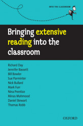 Okładka: Bringing extensive reading into the classroom - Into the Classroom