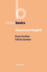 Okładka: Classroom English - Oxford Basics