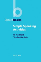 Okładka: Simple Speaking Activities - Oxford Basics