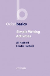 Okładka książki: Simple Writing Activities - Oxford Basics