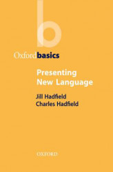 Okładka książki: Presenting New Language - Oxford Basics