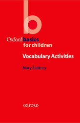 Okładka książki: Vocabulary - Oxford Basics