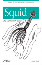 Okładka: Squid: The Definitive Guide. The Definitive Guide