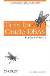 Okładka: Unix for Oracle DBAs Pocket Reference