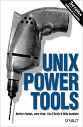 Okładka: Unix Power Tools