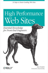 Okładka: High Performance Web Sites. Essential Knowledge for Front-End Engineers