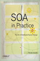 Okładka: SOA in Practice. The Art of Distributed System Design