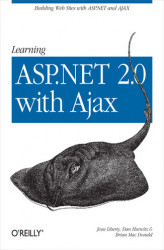 Okładka: Learning ASP.NET 2.0 with AJAX. A Practical Hands-on Guide