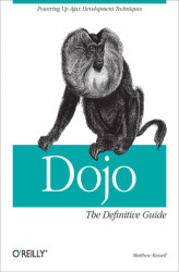 Okładka: Dojo: The Definitive Guide. The Definitive Guide