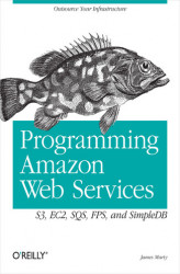 Okładka: Programming Amazon Web Services. S3, EC2, SQS, FPS, and SimpleDB