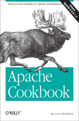 Okładka: Apache Cookbook