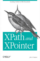 Okładka książki: XPath and XPointer. Locating Content in XML Documents