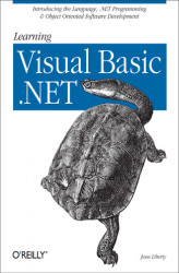 Okładka książki: Learning Visual Basic .NET