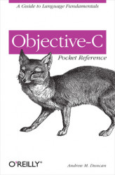 Okładka: Objective-C Pocket Reference