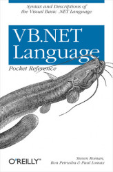 Okładka: VB.NET Language Pocket Reference