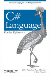Okładka: C# Language Pocket Reference