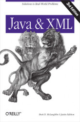 Okładka: Java and XML