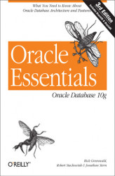 Okładka: Oracle Essentials. Oracle Database 10g