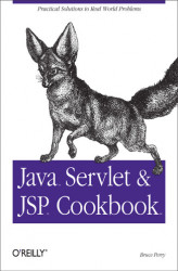 Okładka: Java Servlet & JSP Cookbook