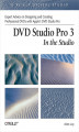 Okładka książki: DVD Studio Pro 3: In the Studio. In the Studio