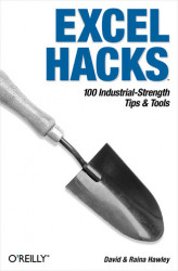 Okładka: Excel Hacks. 100 Industrial Strength Tips and Tools