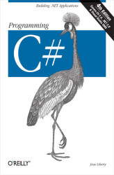 Okładka: Programming C#. Building .NET Applications with C#