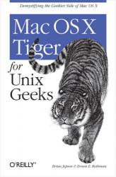 Okładka: Mac OS X Tiger for Unix Geeks