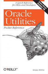 Okładka książki: Oracle Utilities Pocket Reference