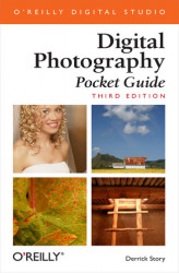 Okładka książki: Digital Photography Pocket Guide. Pocket Guide
