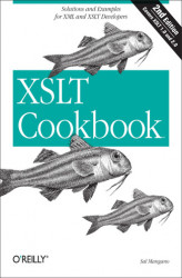 Okładka: XSLT Cookbook