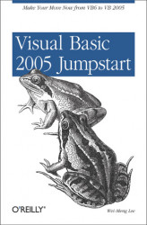 Okładka: Visual Basic 2005 Jumpstart