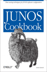Okładka: JUNOS Cookbook