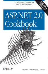 Okładka: ASP.NET 2.0 Cookbook