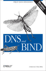 Okładka: DNS and BIND