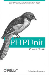 Okładka: PHPUnit Pocket Guide
