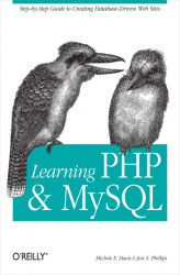 Okładka: Learning PHP and MySQL