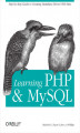 Okładka książki: Learning PHP and MySQL - Michele E. Davis, Jon A. Phillips