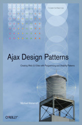 Okładka: Ajax Design Patterns