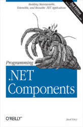 Okładka: Programming .NET Components. Design and Build .NET Applications Using Component-Oriented Programming