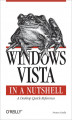 Okładka książki: Windows Vista in a Nutshell. A Desktop Quick Reference - Preston Gralla