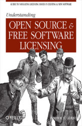 Okładka: Understanding Open Source and Free Software Licensing