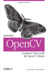 Okładka: Learning OpenCV. Computer Vision with the OpenCV Library