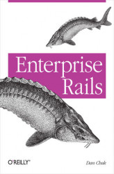 Okładka: Enterprise Rails