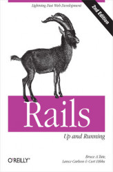 Okładka: Rails: Up and Running