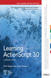 Okładka książki: Learning ActionScript 3.0. The Non-Programmer's Guide to ActionScript 3.0