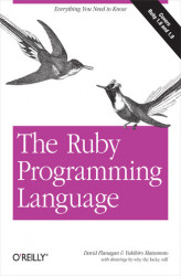 Okładka książki: The Ruby Programming Language