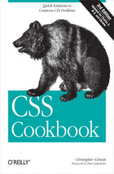 Okładka: CSS Cookbook